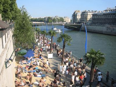 Paris Plage 2004