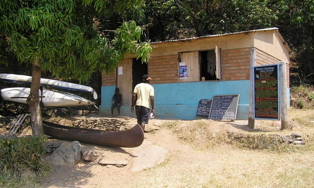 Monkey business malawi nkhata bay - The mobile little house the shortest way to freedom ...