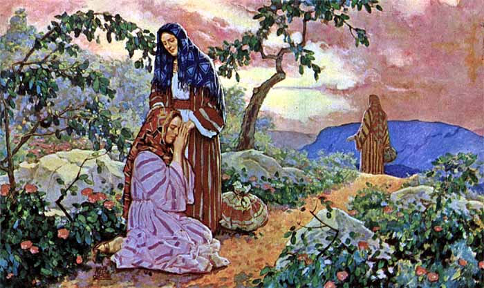 Bible Stories: Naomi and Ruth
