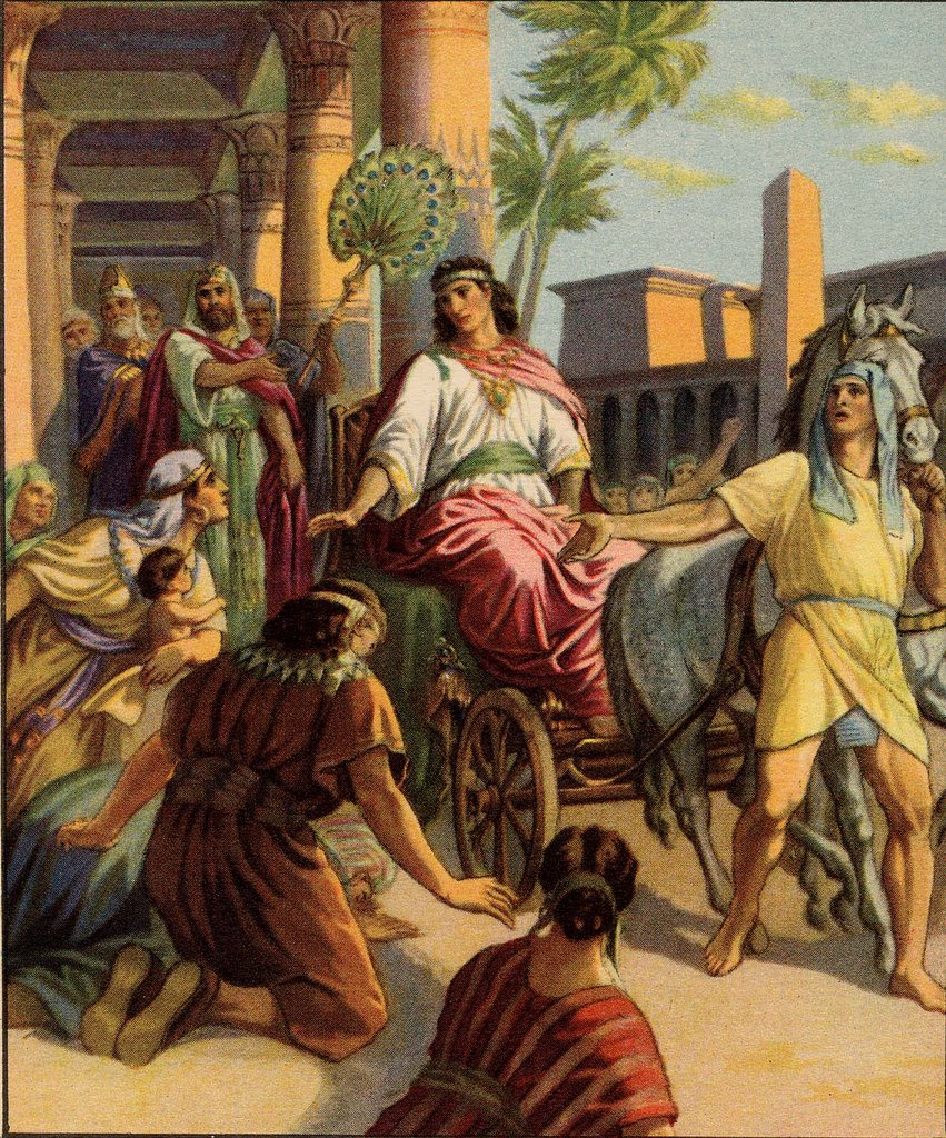 Bible Stories: Pharaoh's Dream