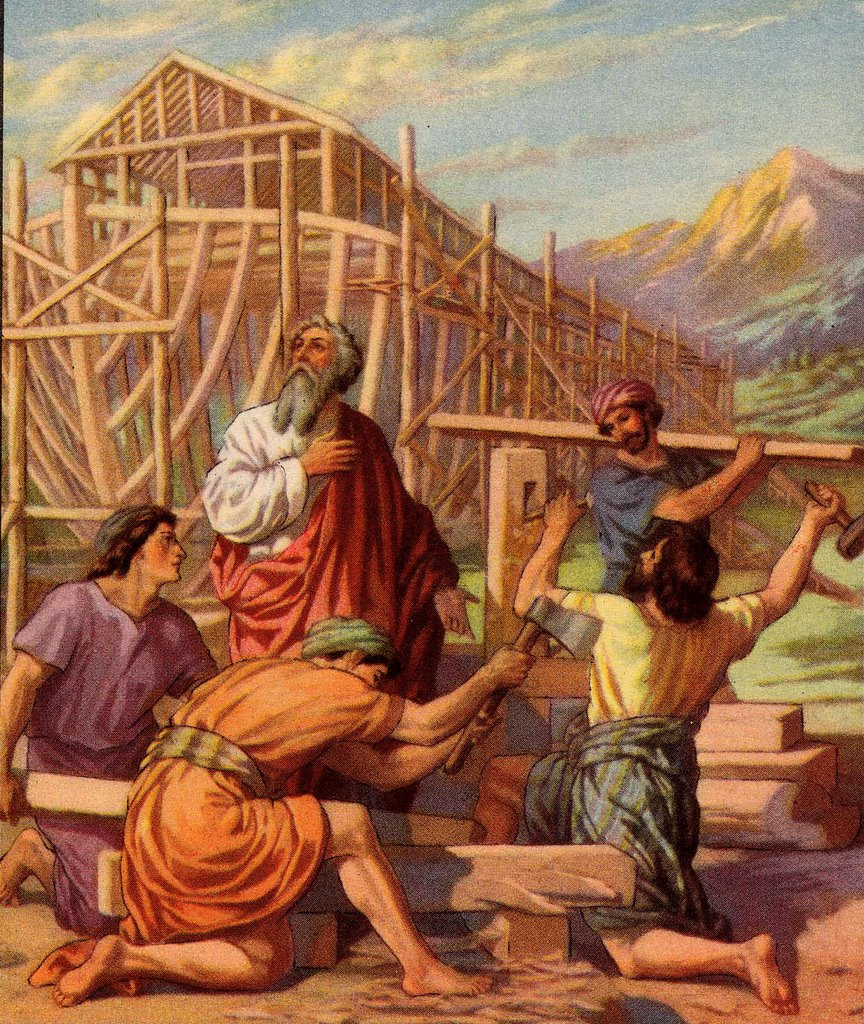 bible stories noah and the ark part 1