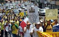 Marcha Pro Cuauhtemoc