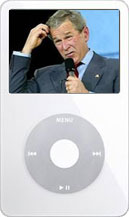 iPod de George W. Bush