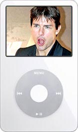 iPod de Tom Cruise