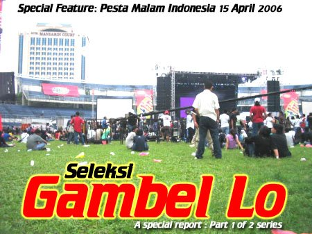Pesta Malam Indonesia Special Report