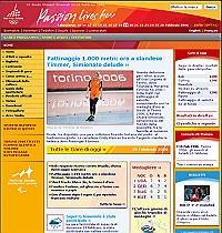 Torino2006.org il portale delle Olimpiadi invernali