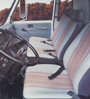 Forward/Tiltmaster Interior