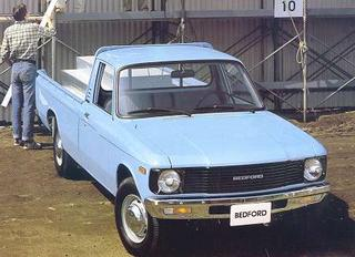 Bedford KB Pickup