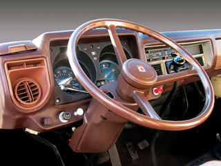 Isuzu KS22 Interior