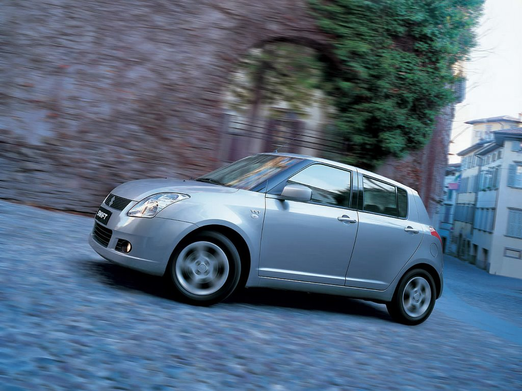 The Mini Cooper Vs Suzuki Swift