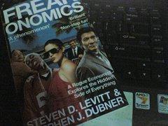 'Freakonomics' by Steven D. Levitt & Stephen J. Dubner