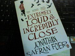 'Extremely Loud & Incredibly Close' by Jonathan Safron Foer