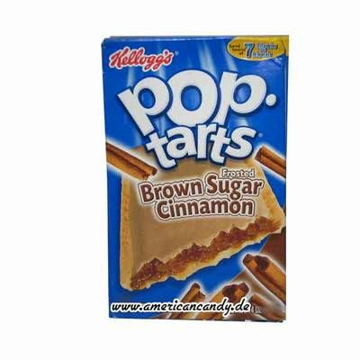 ... who put brown sugar cinnamon pop-tarts in their daddies' lunch boxes