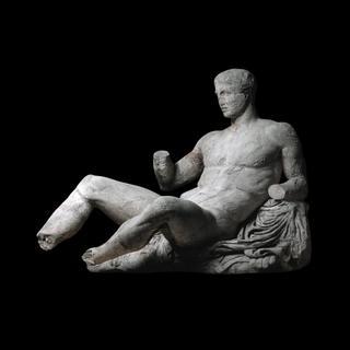 Dionysos or Herakles, British Museum