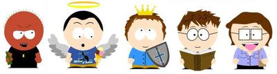 KR3 South Park