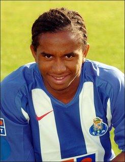 Anderson Abreu - A Estrela do Fc Porto para 2006-2007