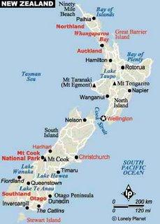 A Nova Zelândia
