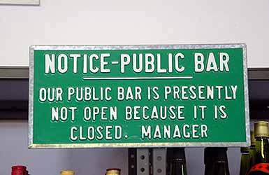 imagens legais - O bar