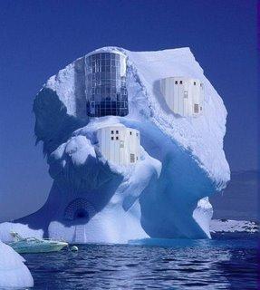 Imagens Comicas - A casa  Icebergue