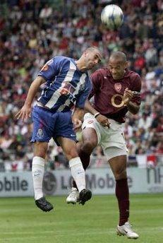 Arsenal vs Fc Porto - Liga dos campeões