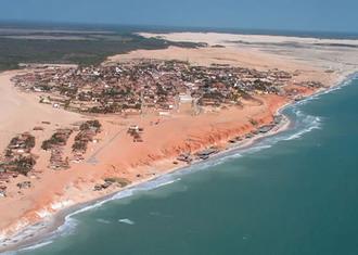 Canoa Quebrada - brasil