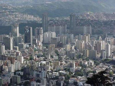 Viagem Caracas