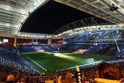 Aniversário Estádio Dragão
