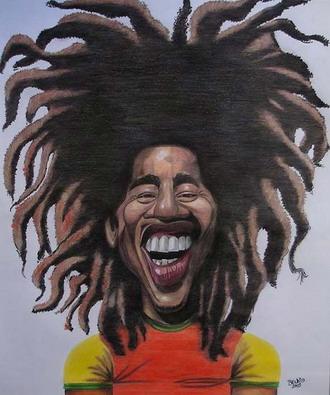 Figuras - Bob Marley