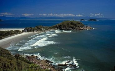 Viagens ilha paranaense - Ecológia Brasil