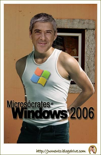 caricatura - Nova versão Windows