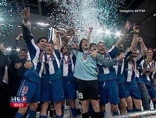 Fc Porto - A Festa do jogadores
