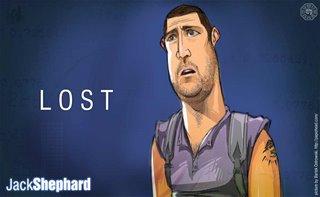 Jack Shephard - Lost