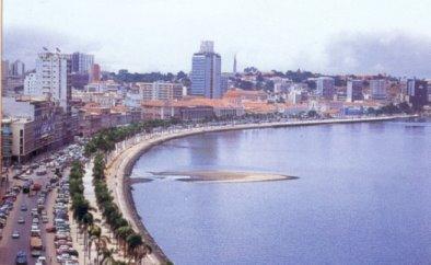 Viagem Luanda, Angola