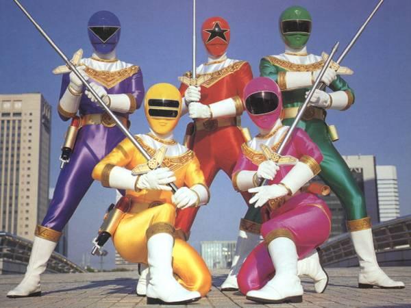 Japanese Superheroes Japanese Superheroes And