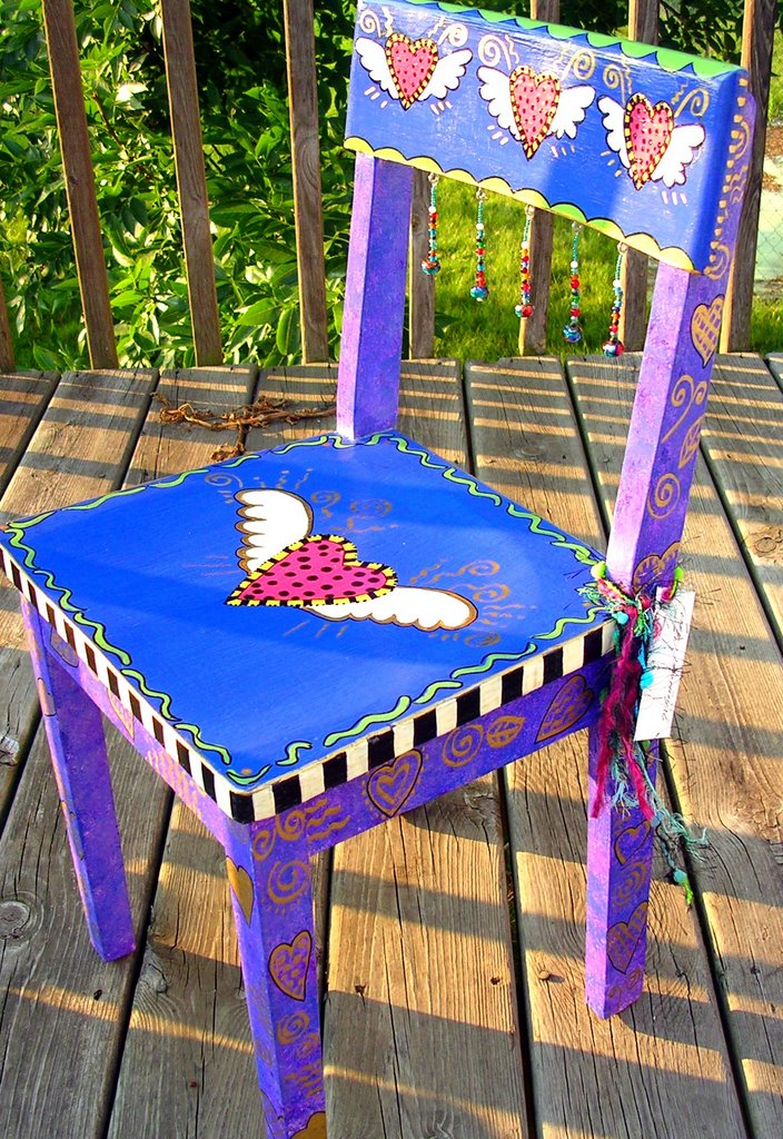 Ordinaire Whimsical Chair!