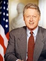 Image of former president Bill Clinton