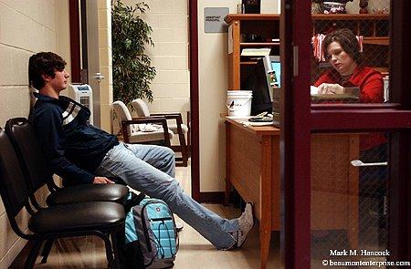 Assistant Principals Office the assistant principals
