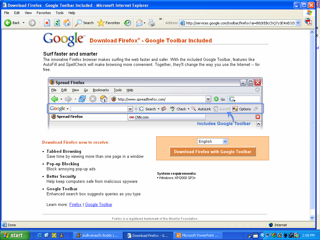 Download and Install Mozilla Firefox Web Browser ...
