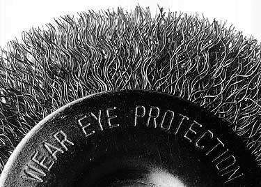 Imagen de la invitación: WEAR EYE PROTECTION(utilice protección ocular), por Salam Dahbour