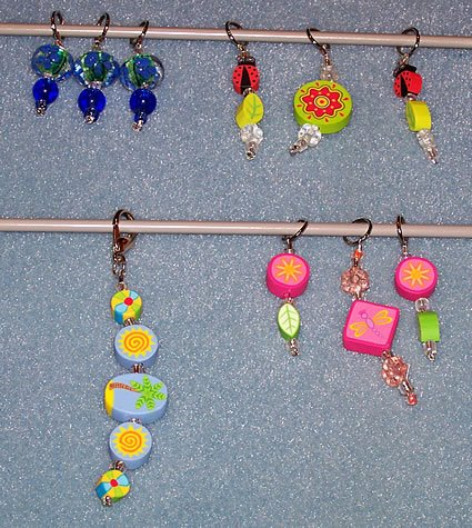 SolarCross Stitch Markers