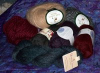 Alpaca yarn!!