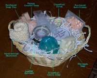 Solarbrations Gift Basket
