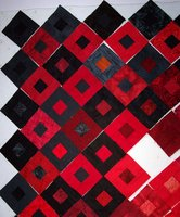 Paint it Black quilt