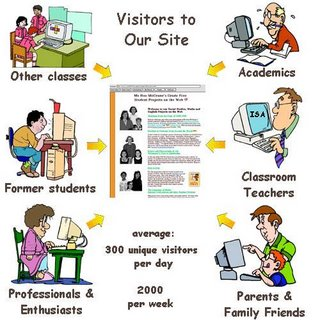 website visitors