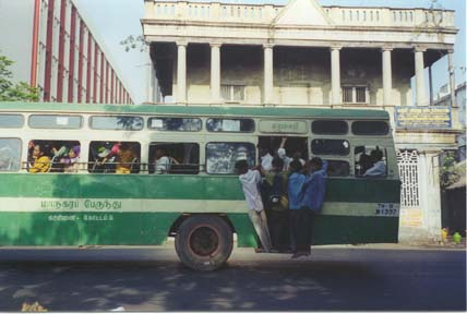 Travels Bus in Chennai Travelling by a Bus if You