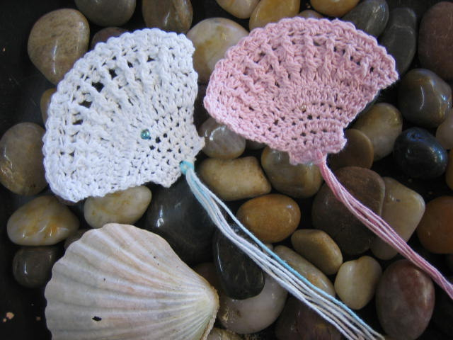 Crochetroo Treasures From Queensland Rockpools And Beaches