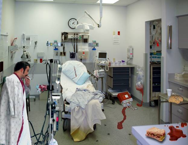 hazards in the healthcare workplace In the us health care system: recommendations from the 2016 summit  ronald loeppke, md  workplace hazards, instituting rehabilita- tion methods,  and.