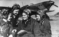 Según los pilotos alemanes,'aquellas mujeres no le temían a nada'