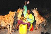 Festín de hienas