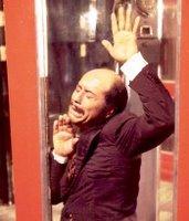 López Vázquez en 'La cabina'